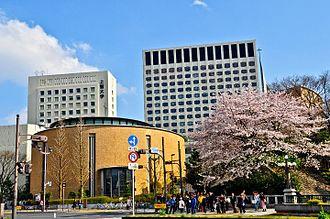Sophia University - Sophia University, Yotsuya Campus, Tokyo, Japan.