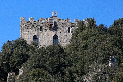 Sovicille, Castello di Capraia
