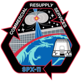 SpaceX CRS-11 Patch.png