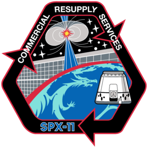 SpaceX CRS-11 - Image: Space X CRS 11 Patch
