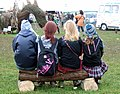 Spectators - geograph.org.uk - 516175.jpg