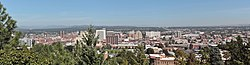 Spokane skyline panorama (Aug 2019).jpg