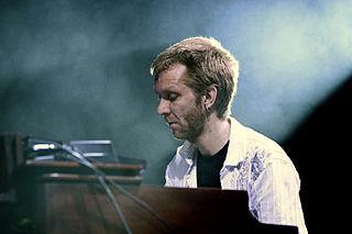 Ståle Storløkken Jazz keyboardist