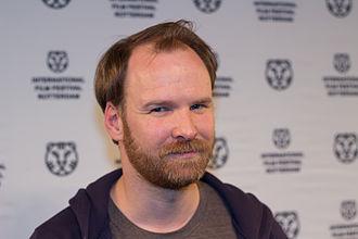 Stéphane Lafleur - Stéphane Lafleur at the International Film Festival Rotterdam 2015