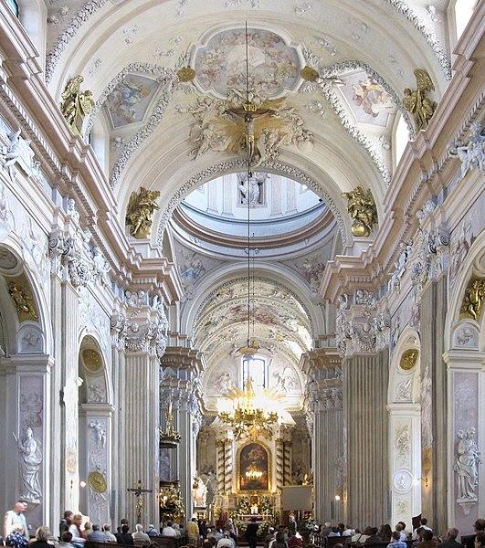 File:St-Anne church Krakow.JPG