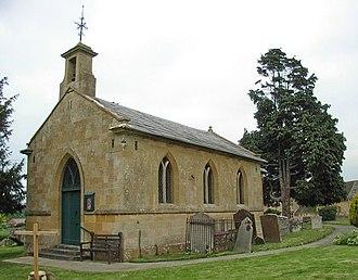 Aston-sub-Edge - Image: St. Andrew's Church, Aston Subedge geograph.org.uk 423072