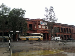 St. Anthony High School, Lahore - St. Anthony's College, main building