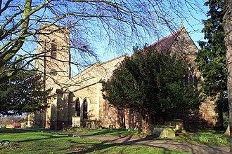 Pontesbury - St. George's Church, Pontesbury.