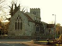 St. James' church at Icklingham - geograph.org.uk - 608675.jpg