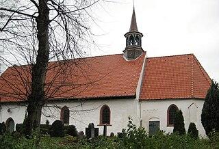Koldenbüttel Place in Schleswig-Holstein, Germany