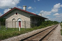 St. Marys Junction Railway Station National Historic Site of Canada.jpg