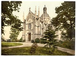 Abadía de San Miguel, Farnborough, Inglaterra-LCCN2002696742.jpg