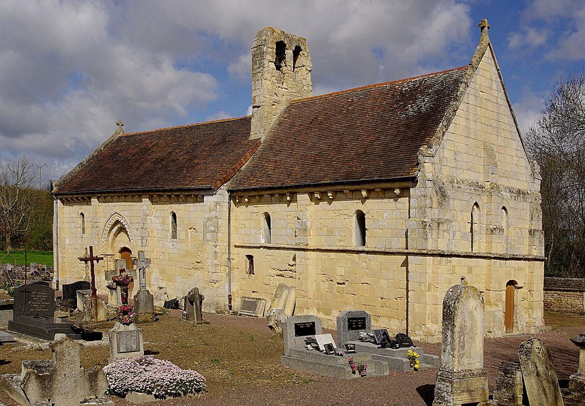 St André sur Orne église Étavaux.jpg