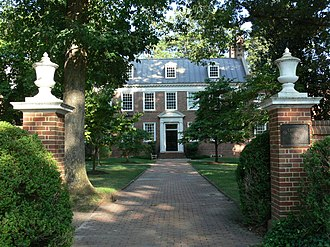 St. Christopher's School (Richmond, Virginia) - Image: St Christopher's School Richmond VA