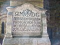 St George's Cathedral plaque.JPG