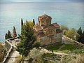St John church at Kaneo, Ohrid (7809249656).jpg
