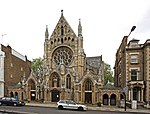 Church of St John the Baptist, Holland Road W14