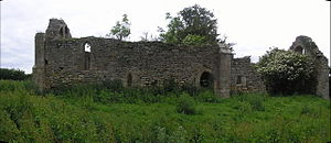 Grade II* listed buildings in County Durham - Image: St Lawrence's Chapel, Barforth