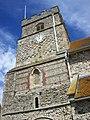 St Leonard's, Seaford, the tower 02.jpg