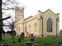 St Mary and All Saints, Rivenhall, Essex - geograph.org.uk - 335520.jpg