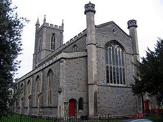 St Matthews Church, Cotham Church in England
