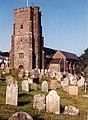 St Michael, Blackawton, Devon - geograph.org.uk - 1738245.jpg