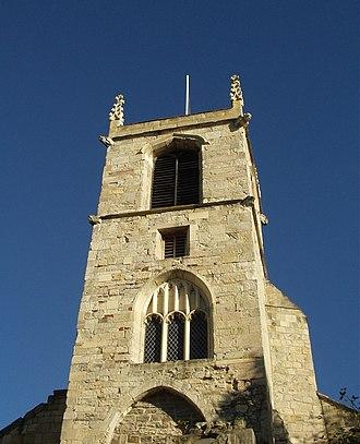 St Olave's Church, York - St Olave's Church, York