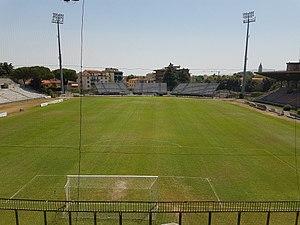 98886bb1d476 Stadio Marcello Melani - WikiVisually