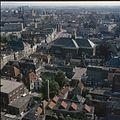 Stadsgezicht vanaf de toren van de Sint-Janskathedraal naar het westen met zicht op de oostgevel van de kerk - 's-Hertogenbosch - 20381317 - RCE.jpg