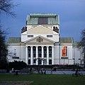 Stadttheater Duisburg, Blick vom König-Heinrich-Platz, 2001.jpg