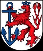 Stadtwappen der kreisfreien Stadt Düsseldorf