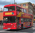 Stagecoach in Newcastle bus 14670 Leyland Olympian Northern Counties H670 BNL City Sightseeing half open t.jpg