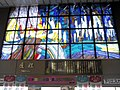 Stained glass of Koriyama station.jpg