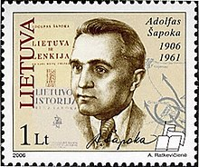 Stamps of Lithuania, 2006-03.jpg