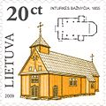 Stamps of Lithuania, 2009-08.jpg