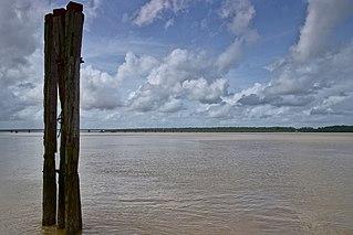 Boskamp, Suriname Place in Saramacca District, Suriname