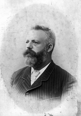 John Annear (politician) - Image: State Lib Qld 1 207281 John Thomas Annear in 1889