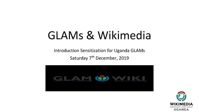 File:State of GLAMs on Wikimedia in Uganda.pdf
