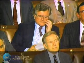 1982 State of the Union Address Union Adress by former U.S President Ronald Reagan