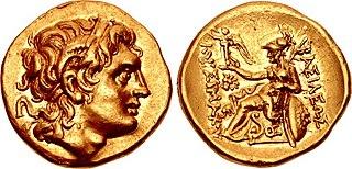 Ptolemy Keraunos King of Macedon