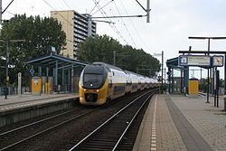 Station Den Haag Moerwijk station.JPG