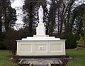 Statue, St Patricks Church grounds, Garrafrauns.jpg