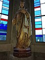 Statue de Sainte-Thumette, Kérity.jpg