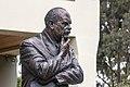 Statue of John Monash, Monash University (Clayton Campus), Melbourne 2017-10-30 02.jpg