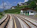Stazione di Bozzana Bordiana piazzale 20110709.JPG