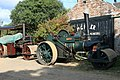 Steam engines at Heasley Manor Farm - geograph.org.uk - 997035.jpg