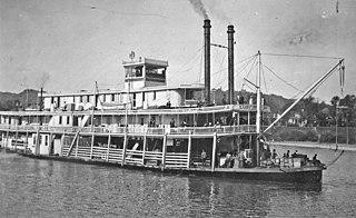<i>Betsy Ann</i> (steamboat)