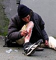 Steph, Picking Open Sores and Smoking Crack in Alley (cropped).jpg