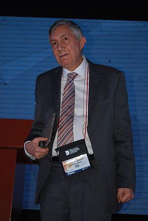 Steven Mintz - Stephen Mintz presenting at the 2o Congreso de la Innovación Educativa at Tec de Monterrey, Campus Ciudad de Mexico