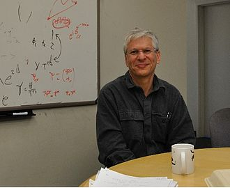Stephen Shenker - Image: Steve Shenker Stanford 2009